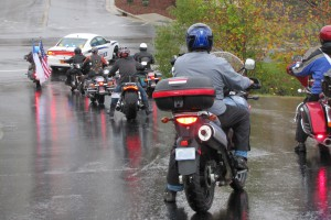 Weaverville Toy Run 1