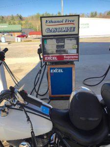 Real Gasoline