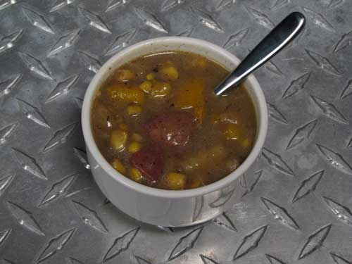 Red Potato Corn Chowder
